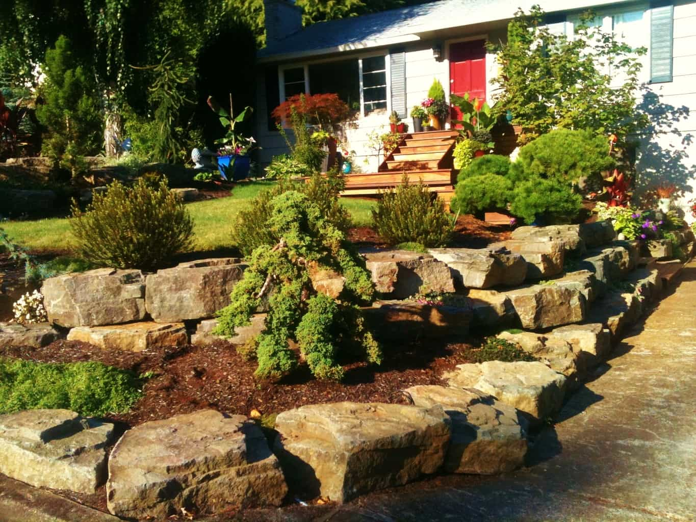 Cypress Homes Salem Oregon - Landscape Design Ideas