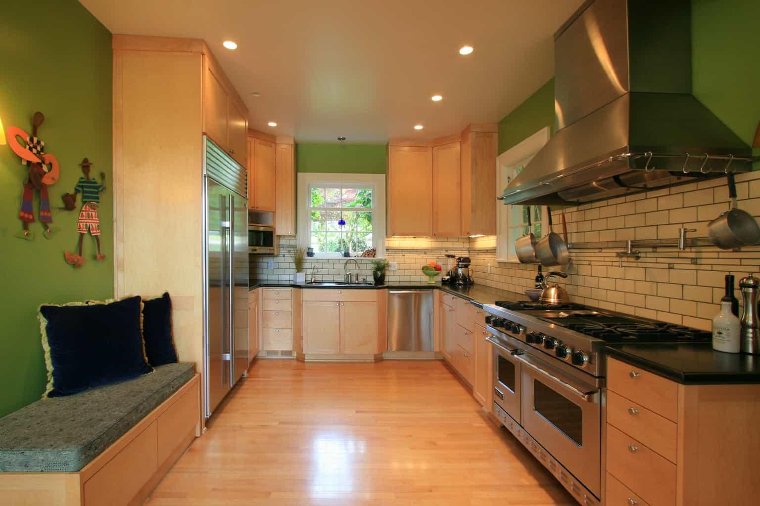Kitchen And Bathroom Remodeling Contractors Salem Oregon - WU House Kichen
